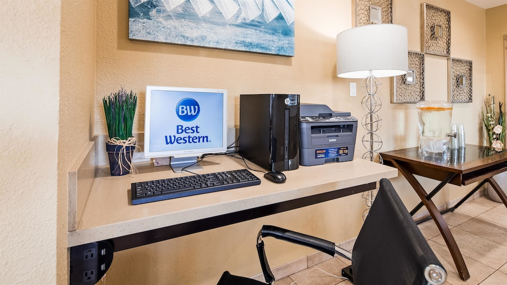 Business Center, Best Western Poway/San Diego Hotel