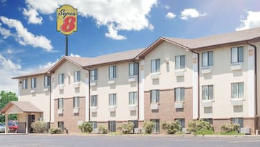 Super 8 by Wyndham Abilene KS