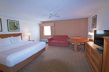 Executive Room, 1 King Bed with Sofabed, Refrigerator & Microwave - Guestroom