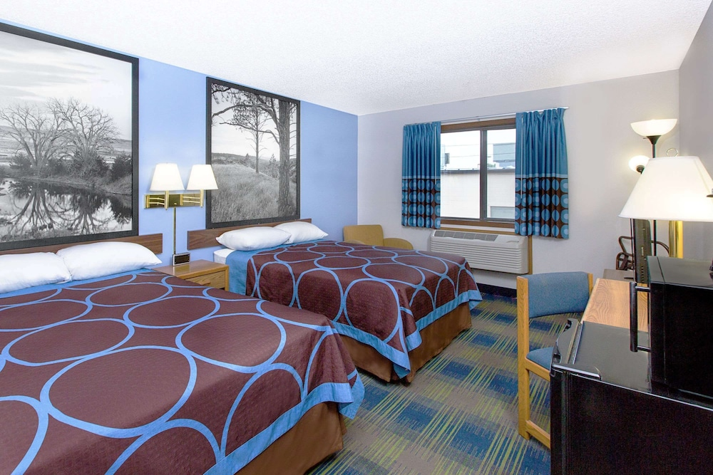 Room, Super 8 by Wyndham Columbus