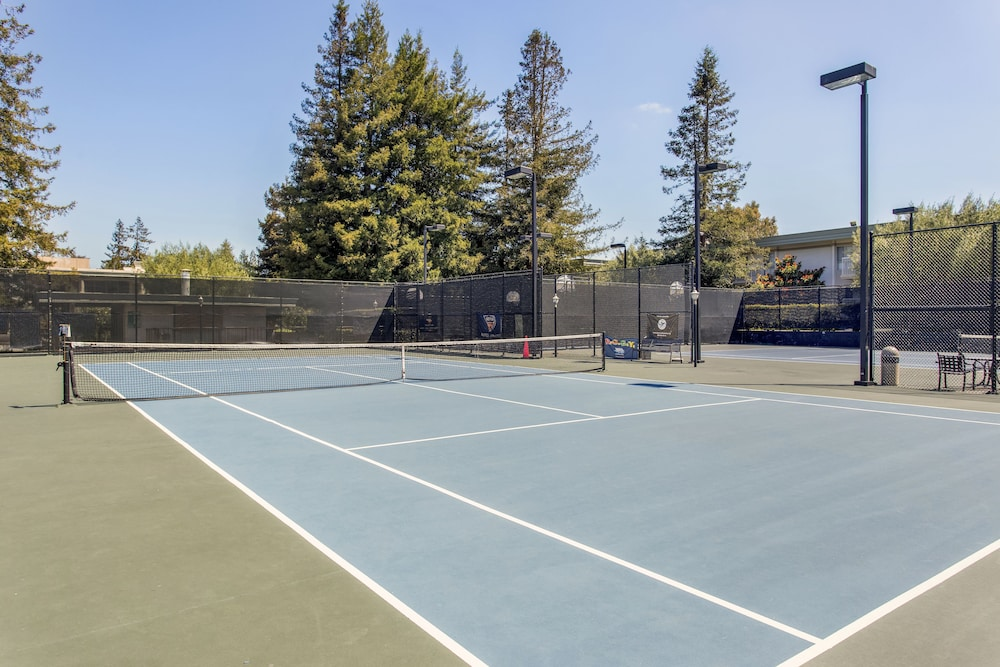 Tennis and Basketball Courts 15 of 40
