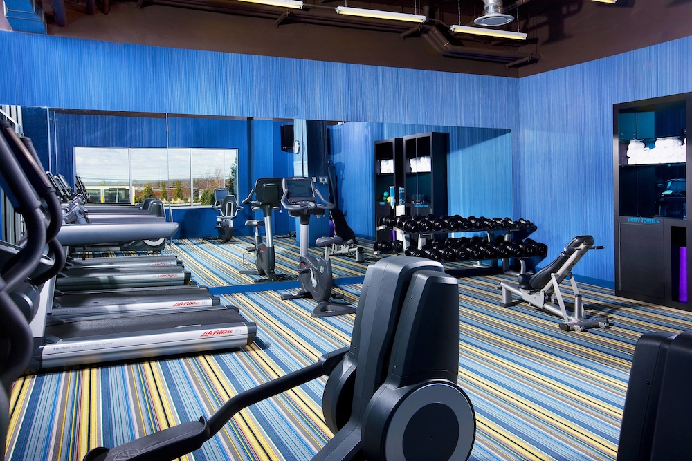 Fitness Facility, Aloft Mount Laurel