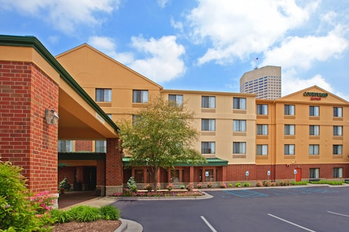 Check Expedia for Availability of Courtyard by Marriott Indianapolis at the Capitol