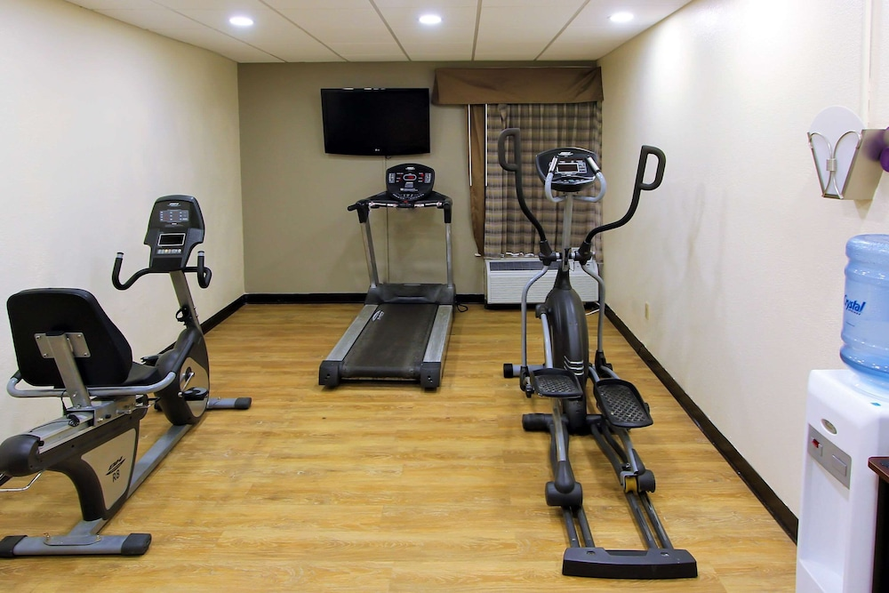 Fitness Facility, Quality Inn Fayetteville I-95