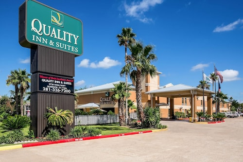 Quality Inn & Suites Seabrook - NASA - Kemah