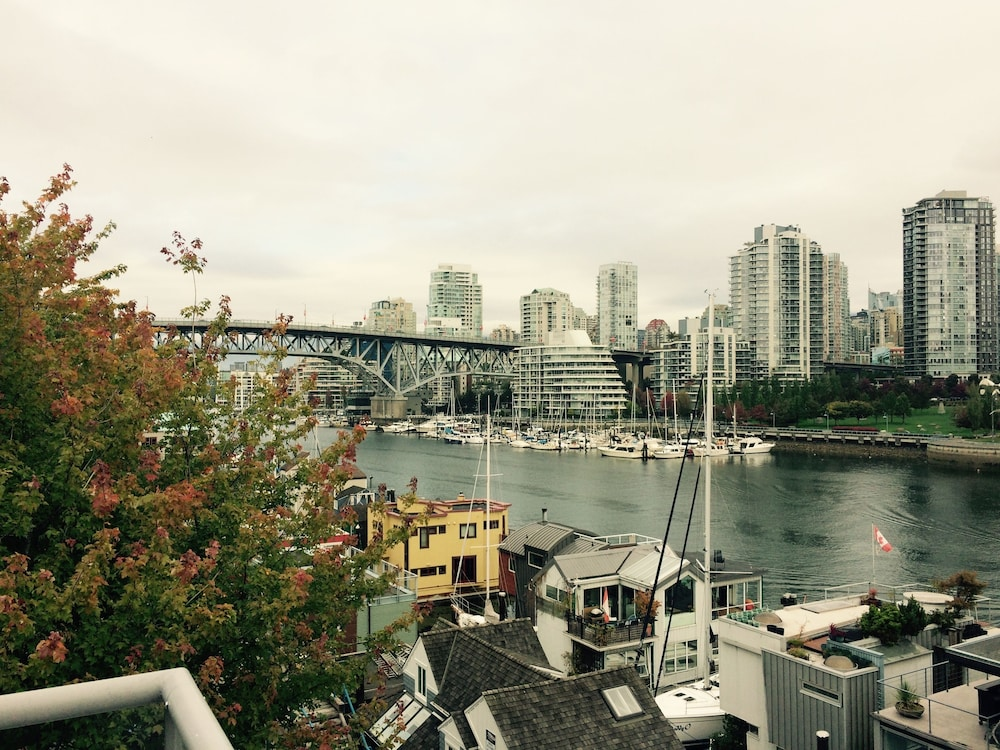 View from Property, Granville Island Hotel