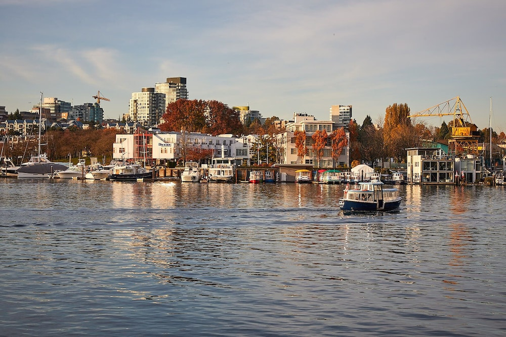 Featured Image, Granville Island Hotel