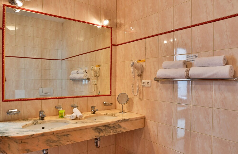 Hotel Belvedere (Prague, CZE): Great Rates at Expedia.ie