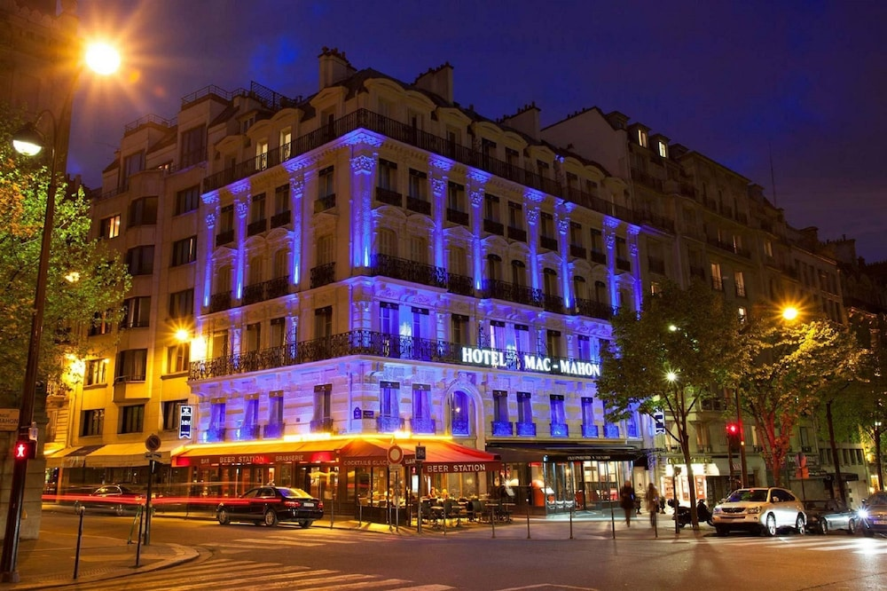 Maison albar h tel paris champs elys es formerly mac mahon reviews photo - Hotel champs elysees mac mahon ...