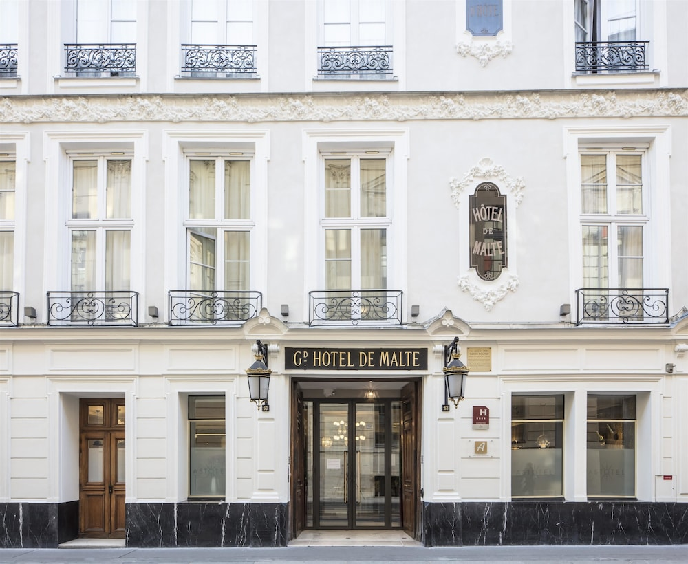 Book h tel malte astotel paris hotel deals for Deal hotel paris