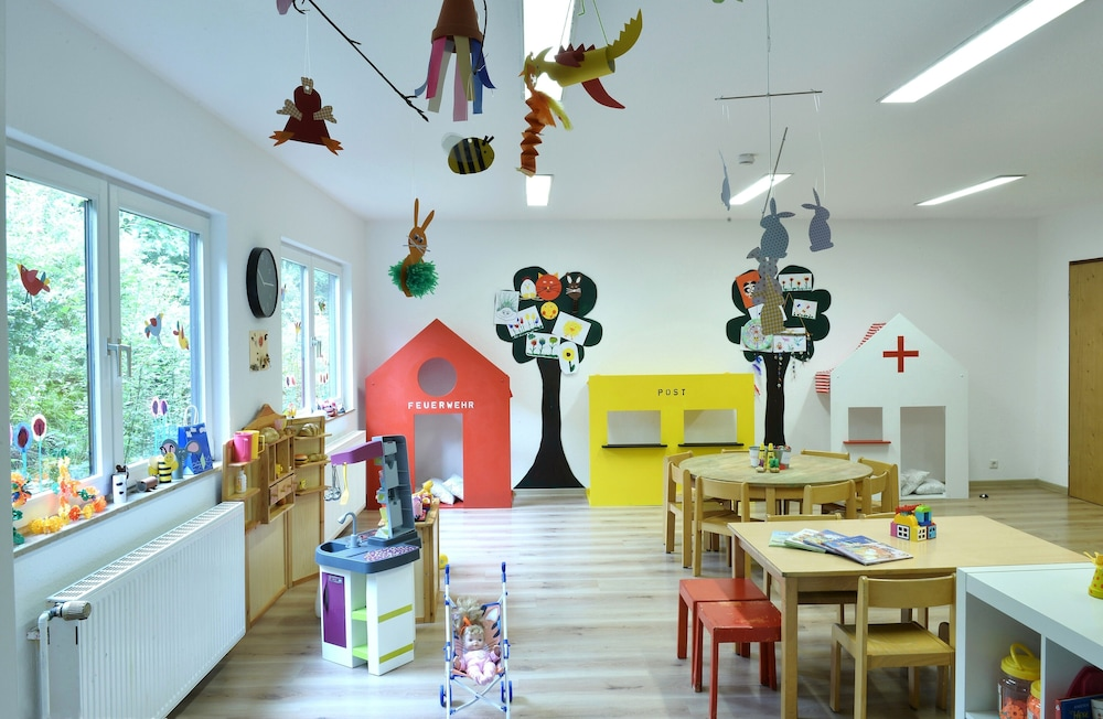 Children's Play Area - Indoor, Sporthotel & Resort Grafenwald Daun