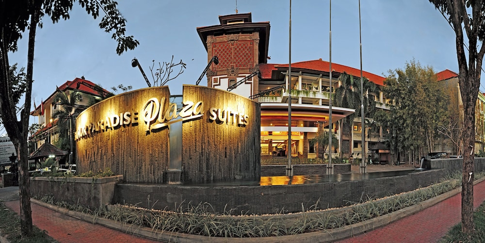 Front of Property - Evening/Night, Prime Plaza Suites Sanur - Bali