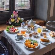 Frühstücksbereich