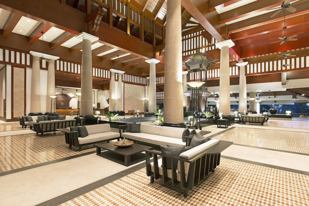 Lobby, The Andaman, a Luxury Collection Resort, Langkawi