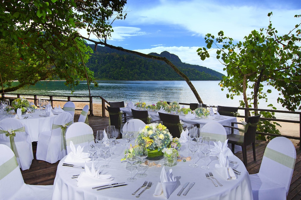 Outdoor Banquet Area, The Andaman, a Luxury Collection Resort, Langkawi