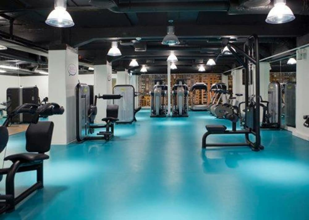 Fitness Facility, Comfort Hotel Boersparken