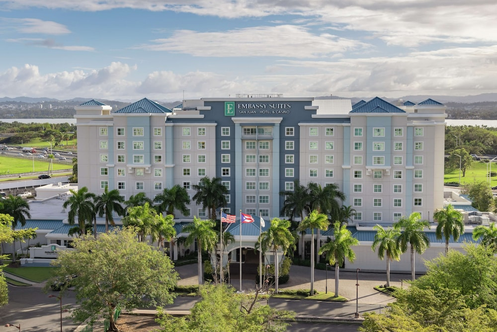 Exterior, Embassy Suites by Hilton San Juan Hotel & Casino