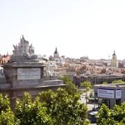 Vista a la ciudad