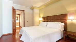 Minibar, in-room safe, free cribs/infant beds, free WiFi