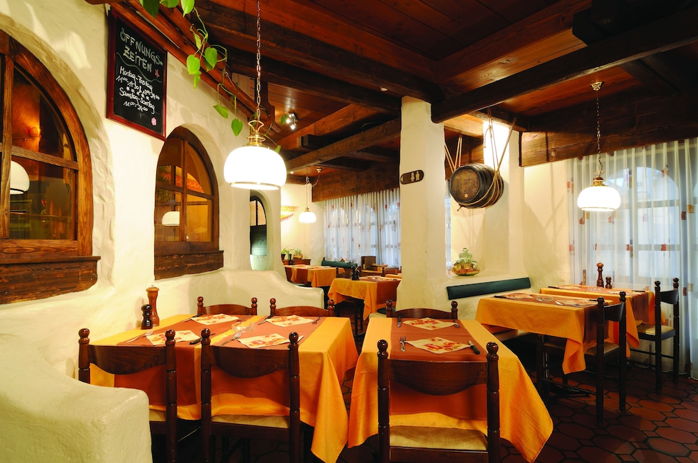 Restaurant, Hotel City Oberland