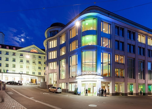 Einstein St. Gallen - Hotel Congress Spa