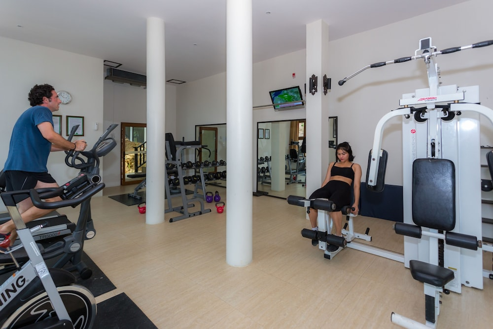 Gym, Holiday Inn Resort Phi Phi Island