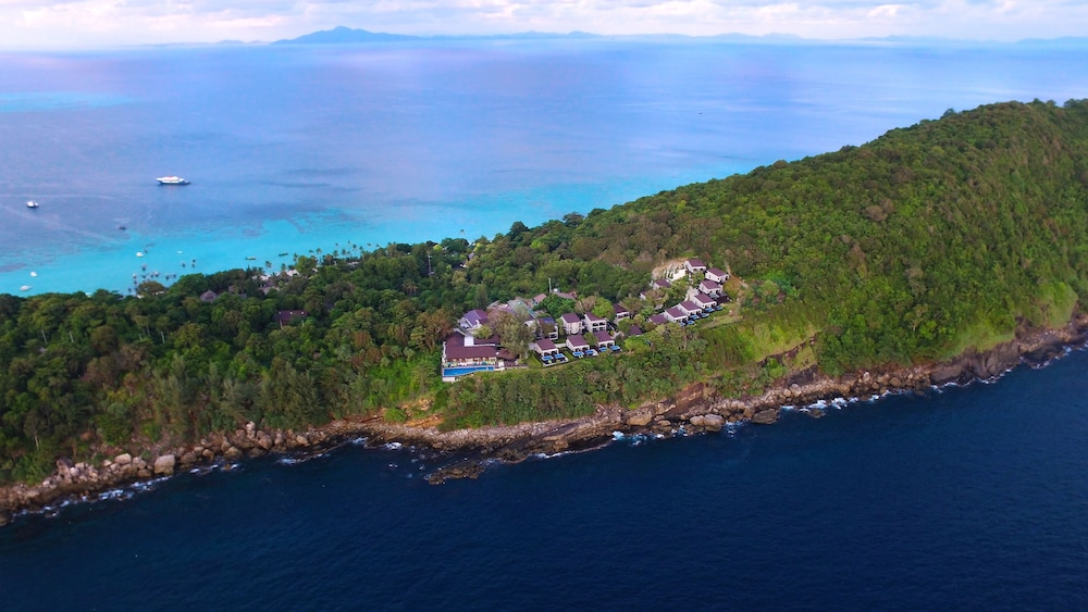 Aerial View, Holiday Inn Resort Phi Phi Island