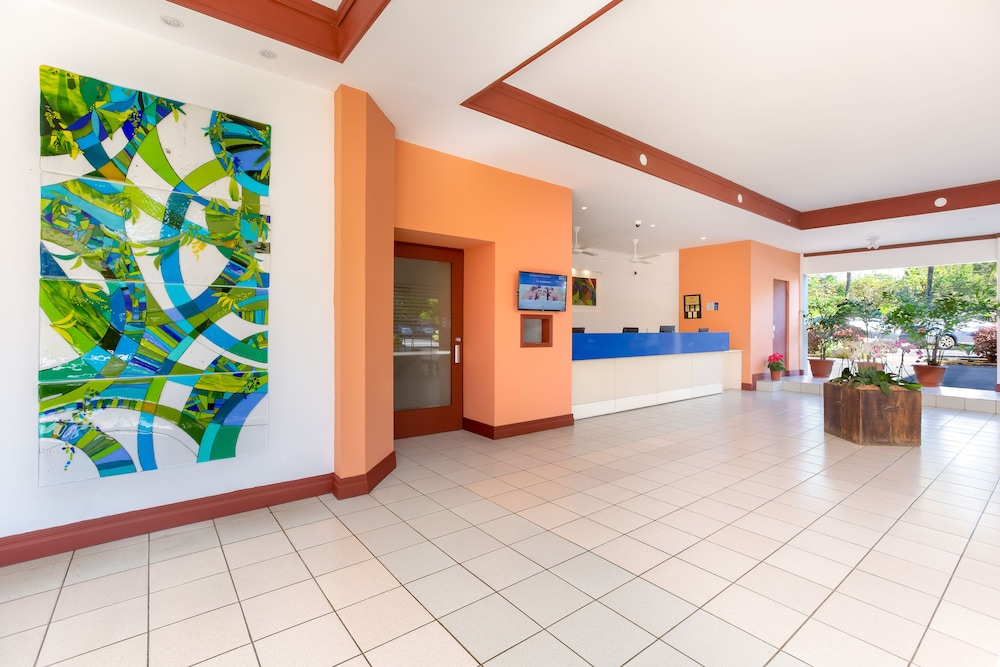 Property Entrance, Best Western Jaco Beach All-Inclusive Resort