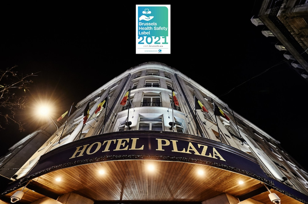 Featured Image, Hotel Le Plaza Brussels