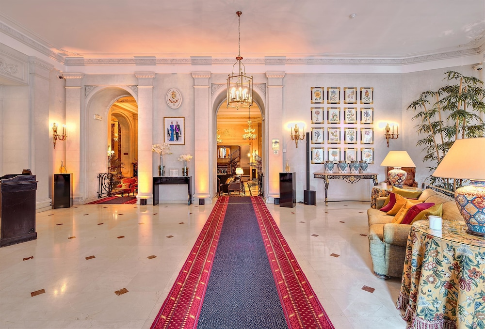 Lobby, Hotel Le Plaza Brussels