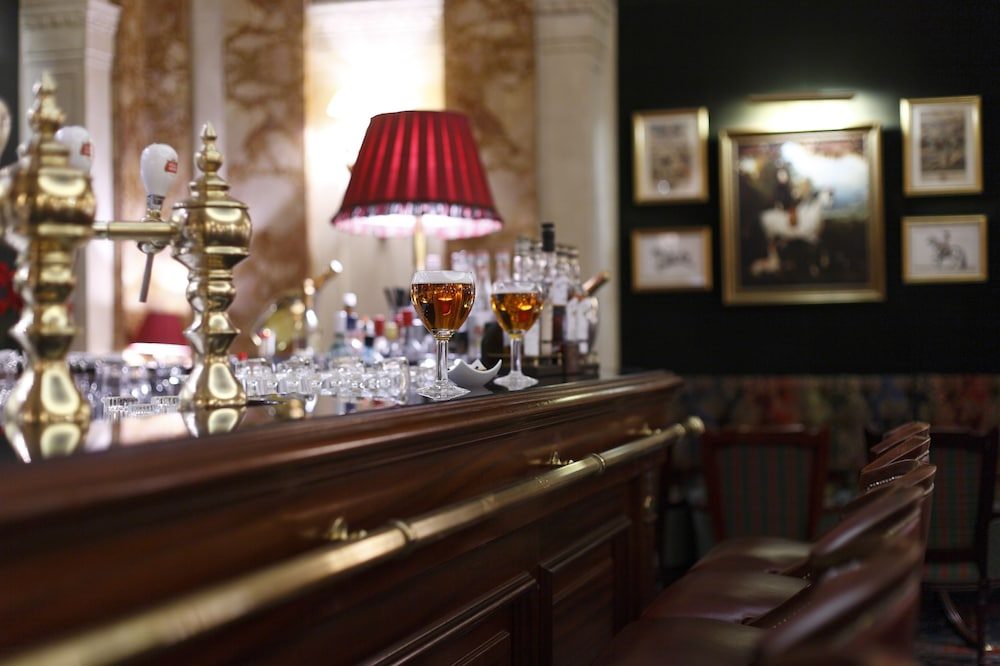 Bar, Hotel Le Plaza Brussels