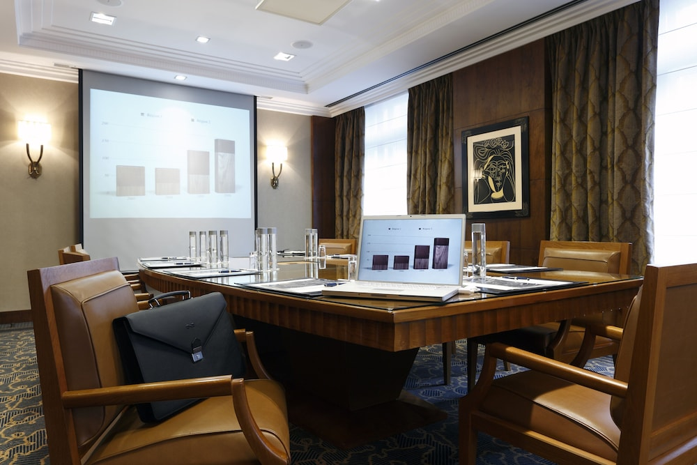 Meeting Facility, Hotel Le Plaza Brussels