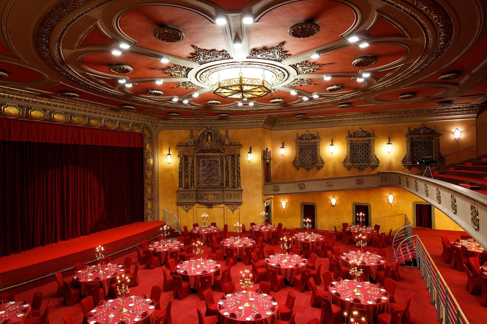 Ballroom, Hotel Le Plaza Brussels