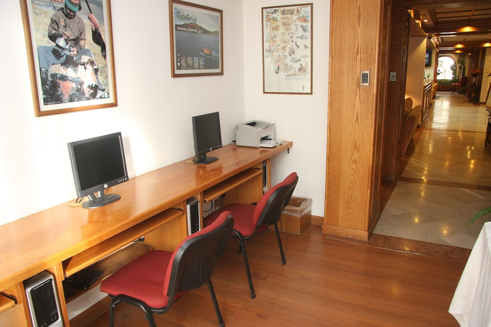 Business Center, Best Western Hotel Finis Terrae