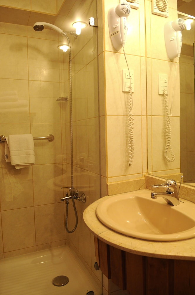 Bathroom, Best Western Hotel Finis Terrae