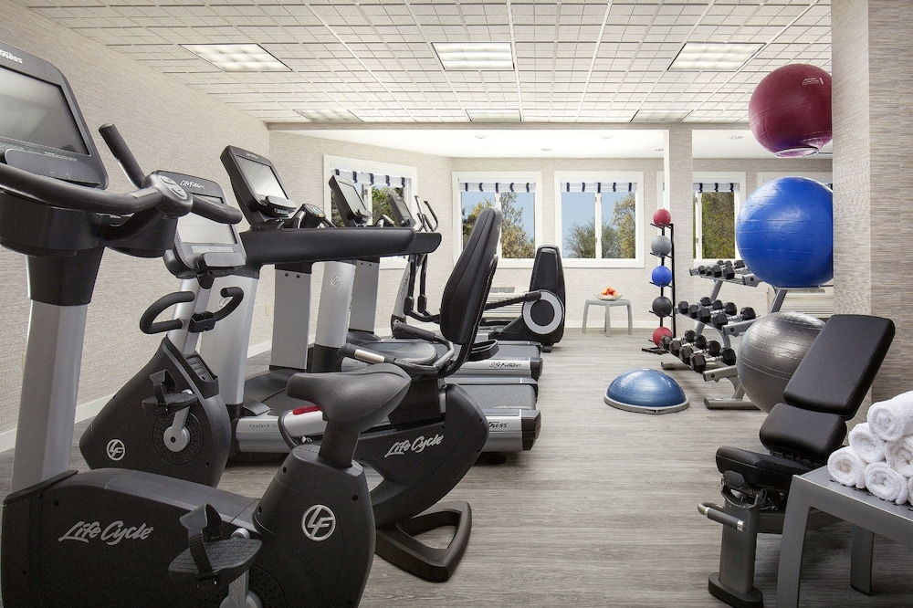 Fitness Facility, Hyannis Harbor Hotel