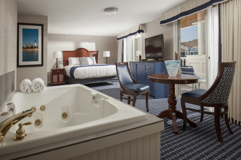 Jetted Tub, Hyannis Harbor Hotel