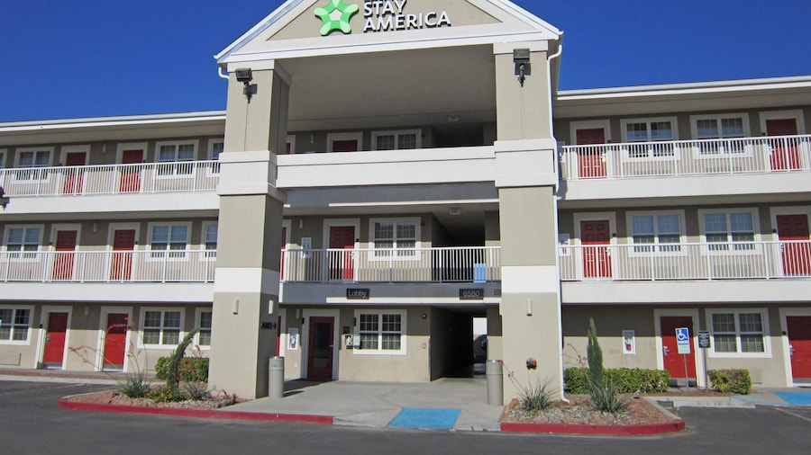 Extended Stay America Suites El Paso Airport