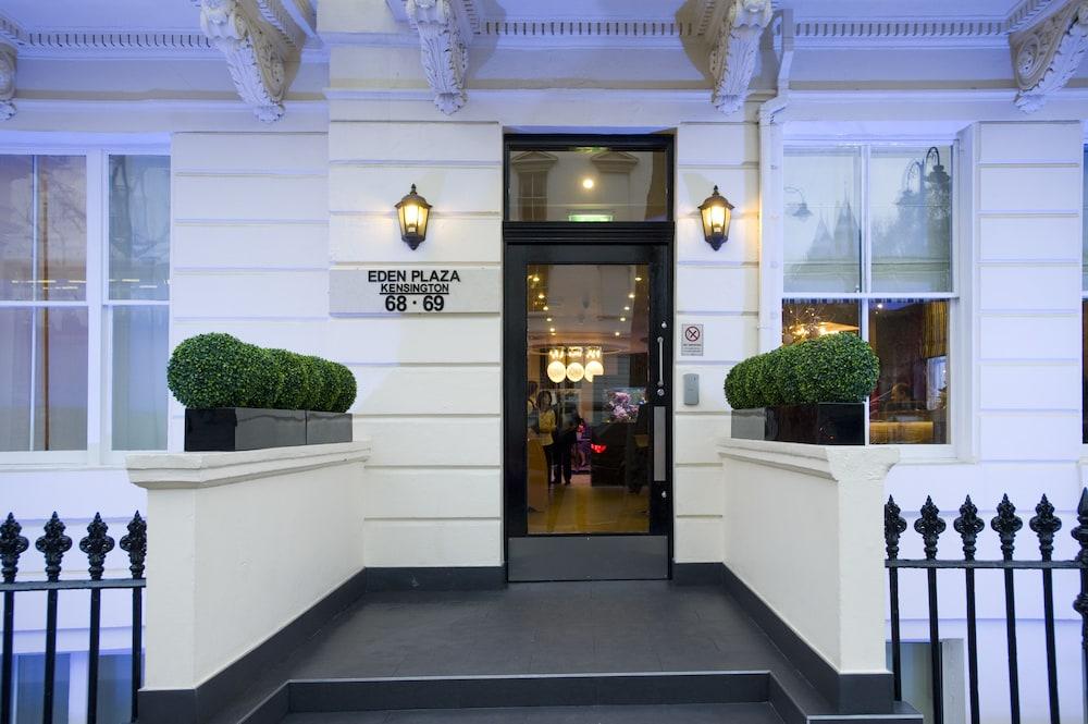 Eden Plaza Kensington Hotel London