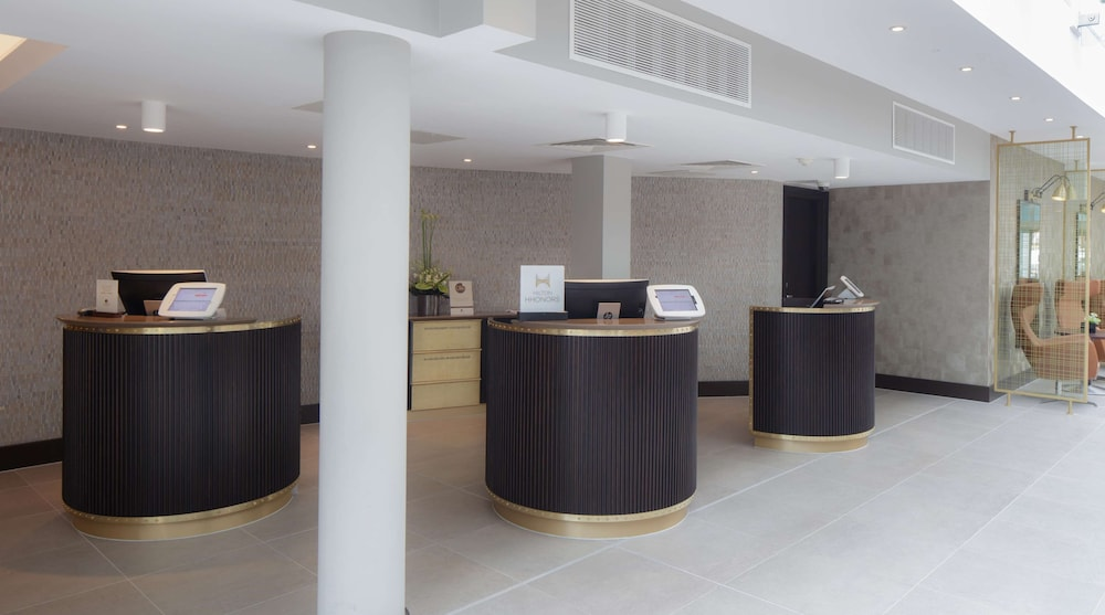 Reception, DoubleTree by Hilton London Heathrow Airport