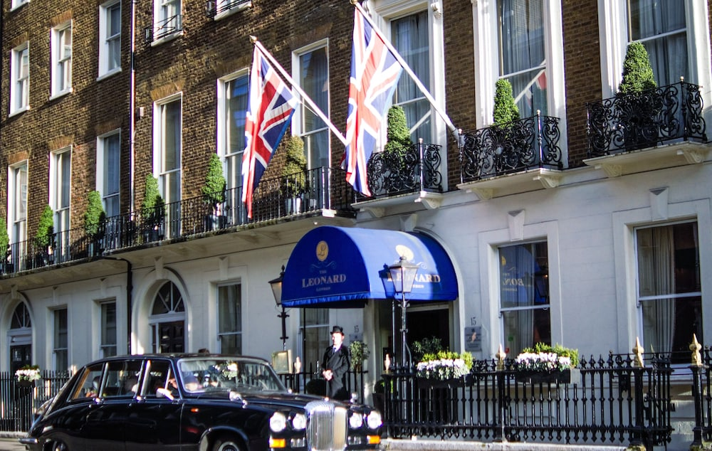 Featured Image, The Leonard Hotel