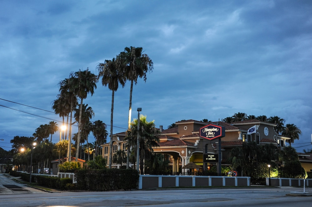 Front of Property - Evening/Night, Hampton Inn St. Augustine-Historic District