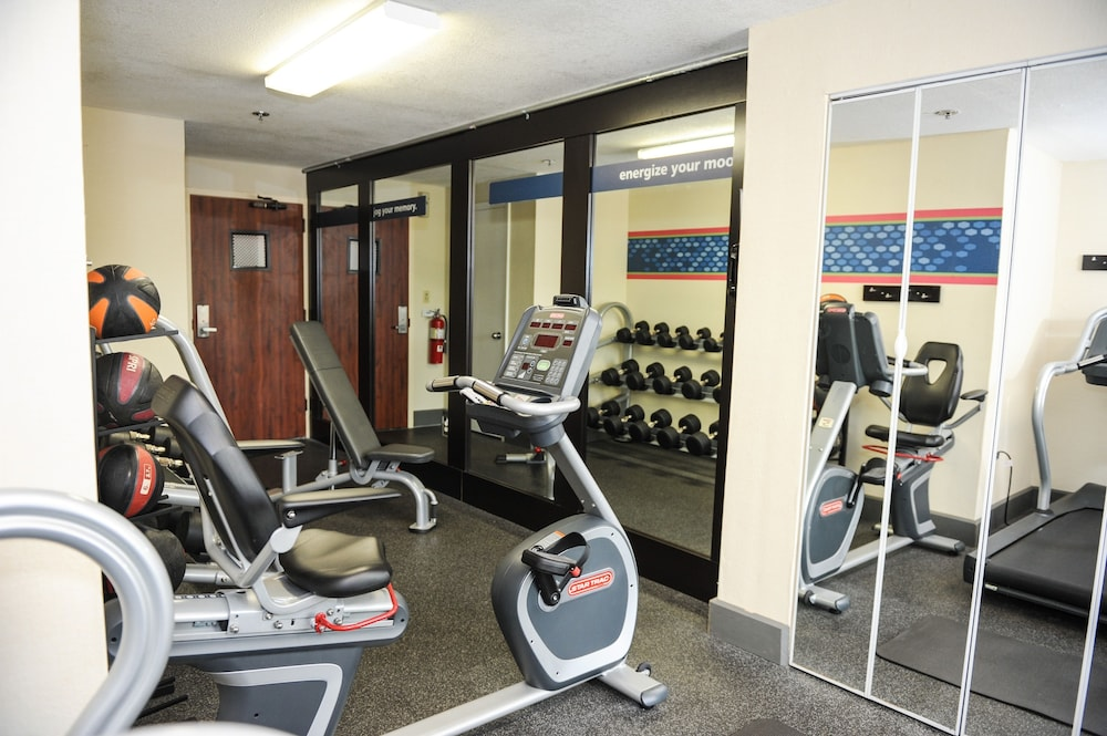 Gym, Hampton Inn St. Augustine-Historic District
