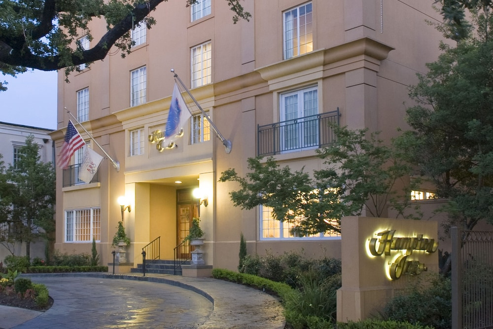 Hampton Inn New Orleans St Charles Ave Garden District La 2019 Room Prices 137 Deals