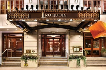 The Iroquois New York