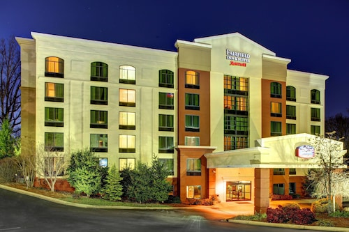Fairfield Inn & Suites by Marriott Asheville South/Biltmore