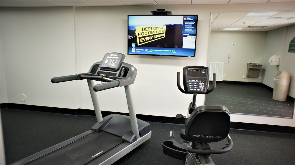 Fitness Facility, Wingate Inn Chattanooga