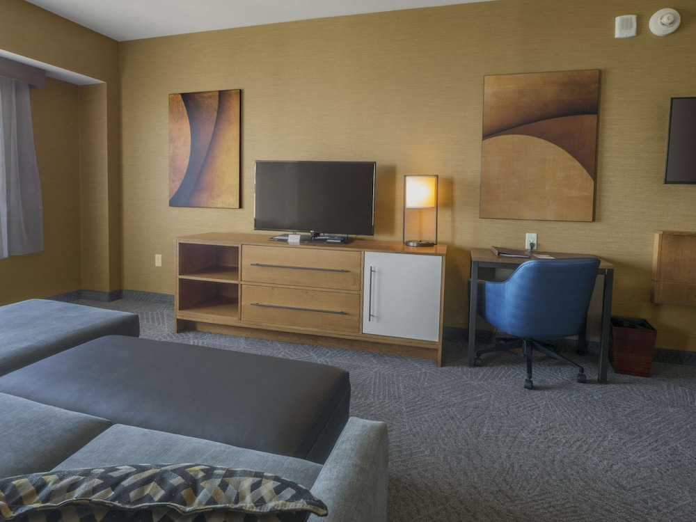 Living Area, DoubleTree by Hilton Hotel Niagara Falls New York