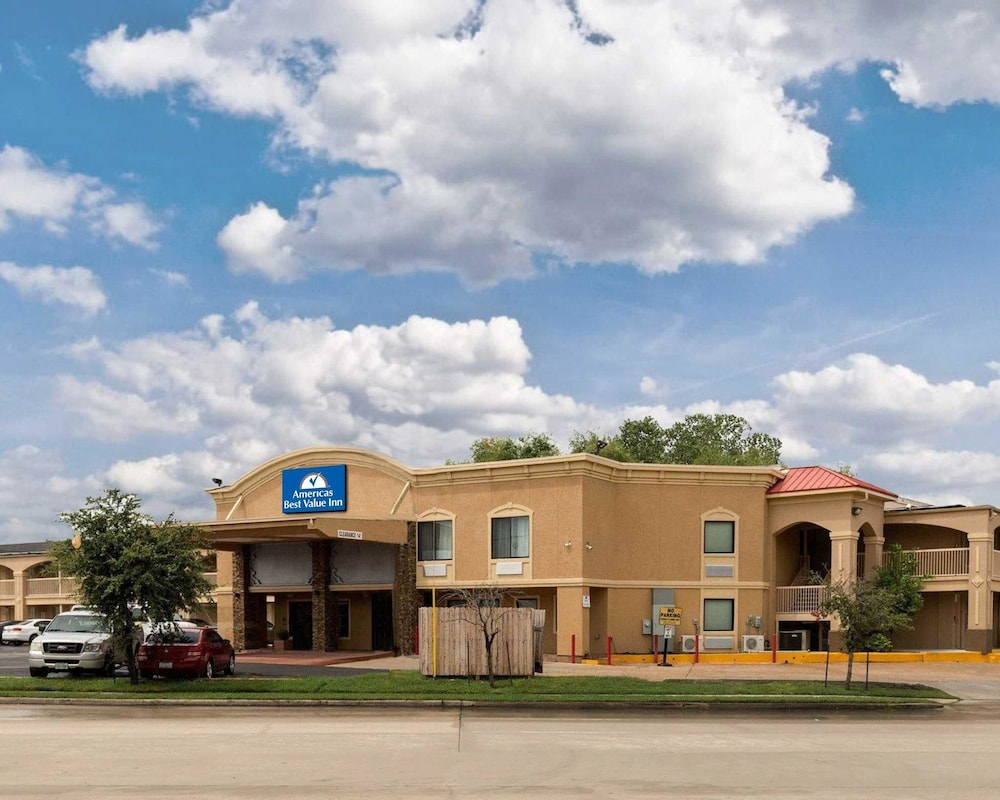 Americas Best Value Inn  Medical Center In Houston