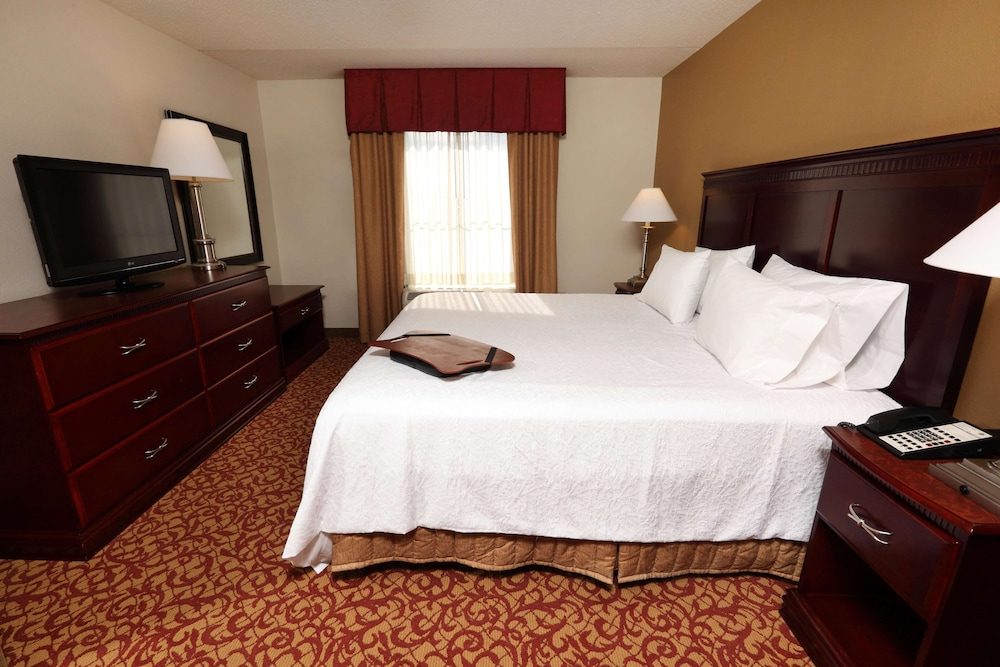 Room, Hampton Inn & Suites Charlottesville-At the University